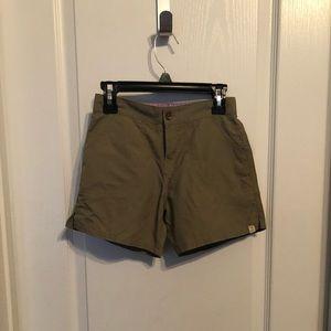 Girls Outdoor shorts 100% Nylon